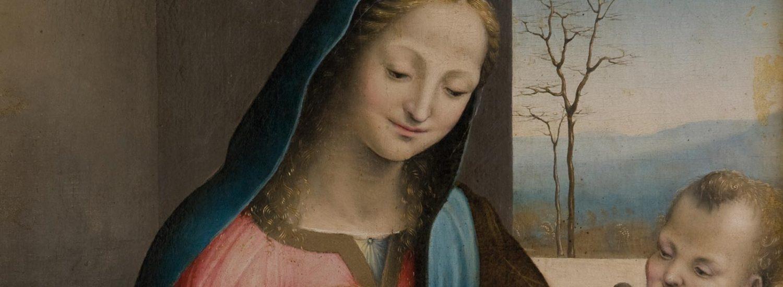 Madonna con il Bambino: Maestro di Serumido o Domenico Beccafumi?
