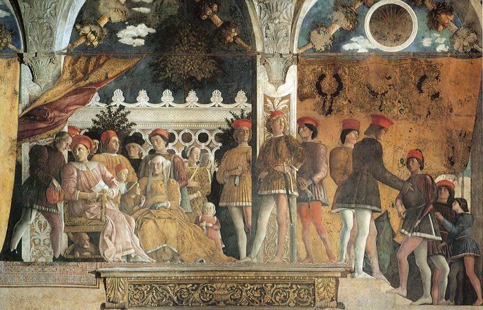Ritratto di famiglia. I Gonzaga del Mantegna