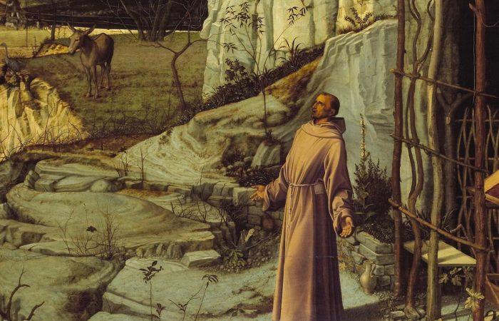 Paesaggi del Regno. Dai luoghi francescani al luogo assoluto