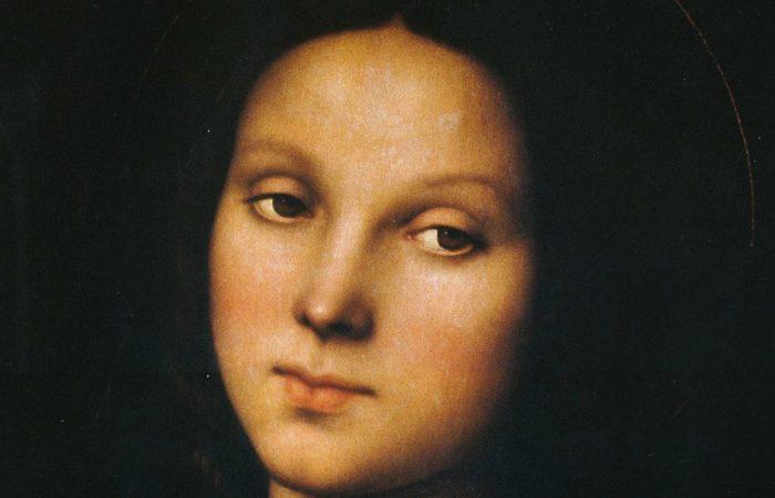 L'enigma devoto Miseria e grandezza del maestro di Raffaello